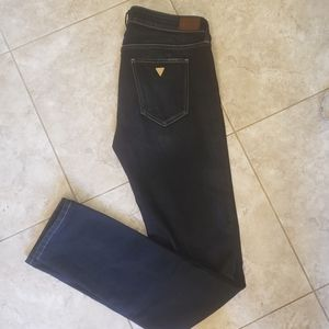 Guess nicole boot cut jeans